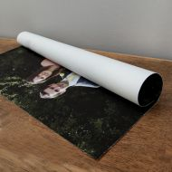 Your Photo Printed on Canvas - rolled (un framed)